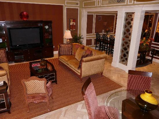 Golden Nugget Spa Suite Picture Of Golden Nugget Hotel Casino Las Vegas Tripadvisor