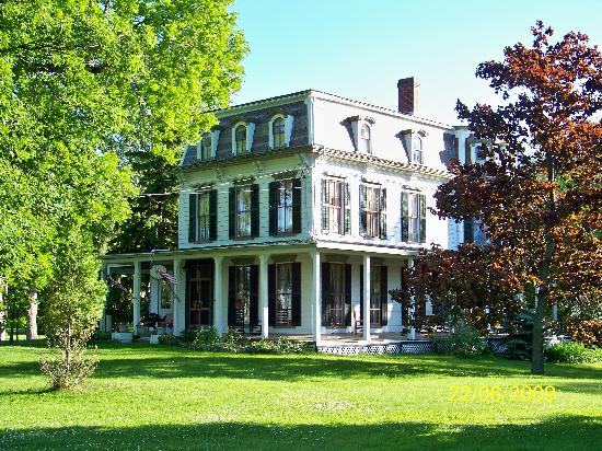 The General's Mansion : General's Mansion, Cape Vincent