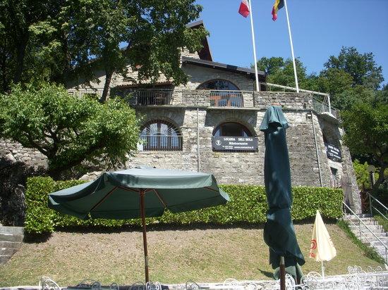 Photo of Italian Restaurant Locanda dell'Isola Comacina at Isola Comacina Snc, Ossuccio 22010, Italy