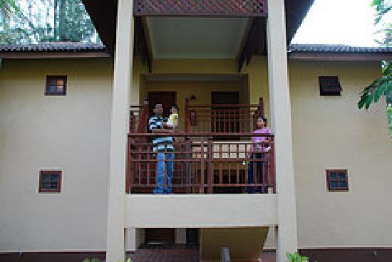 Desaru Golden Beach Hotel: Executive Villa