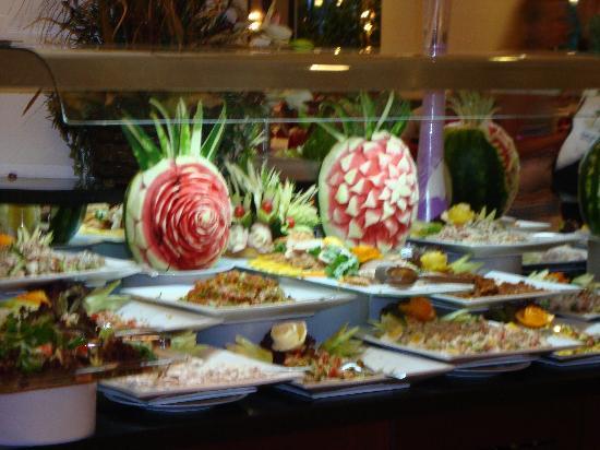 Papillon Ayscha Hotel: restaurant
