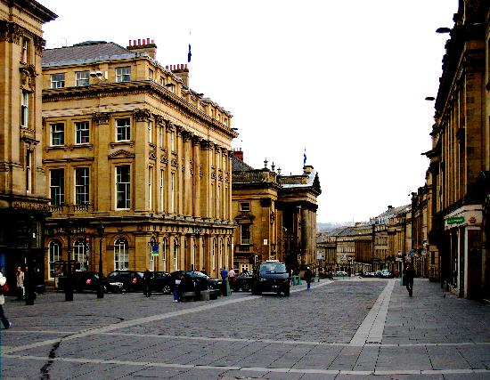 Restaurants Grey St Newcastle