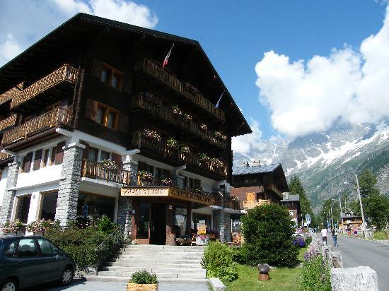 Zumstein Hotel Macugnaga