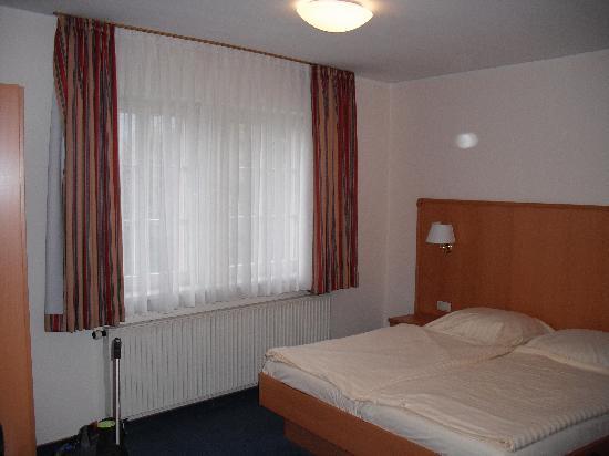 Hof Ehrenfels: comfy bed