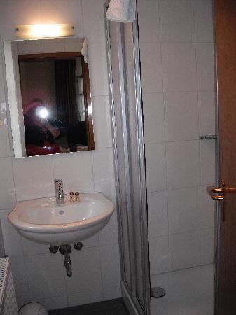 Hof Ehrenfels: Bathroom