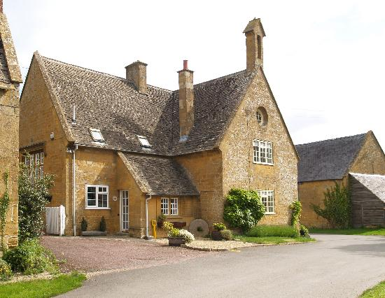 Great Wolford, UK: The Old School House