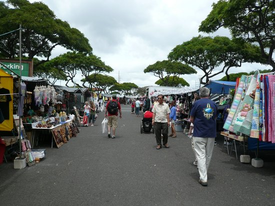 Aloha Stadium Swap Meet & Marketplace