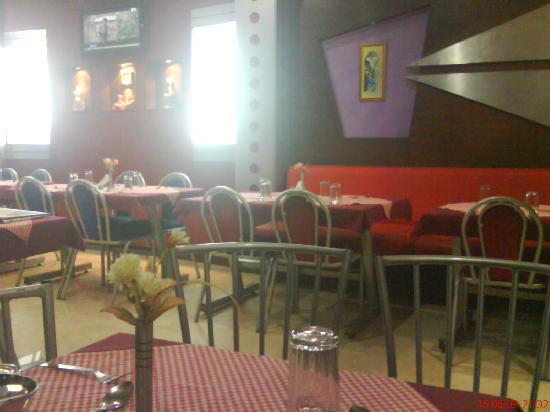 Hotel Silver Oak: Sumukha's interior