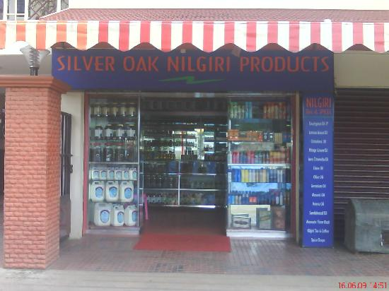 Hotel Silver Oak: Silver Oak Niligiri Product house