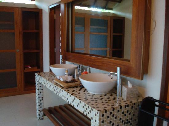 Grand Akhyati Villas and Spa: Basins