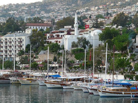 Korsan Apartments : Kalkan Harbour