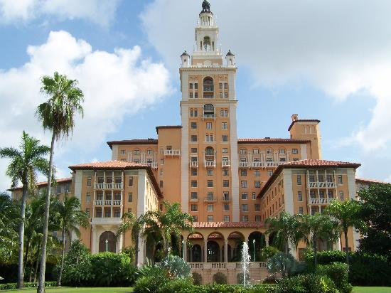 The Biltmore Hotel Miami Coral Gables: The Biltmore in it's timeless glory