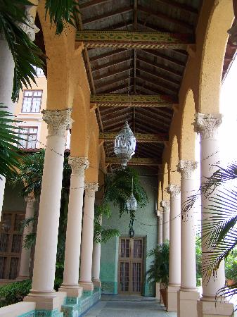 The Biltmore Hotel Miami Coral Gables: Moorish/Spanish architecture throughout