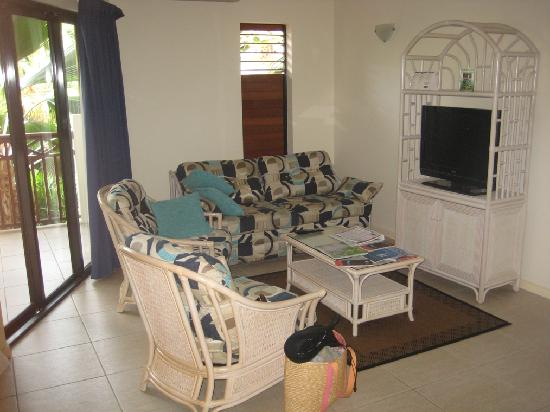 Freestyle Resort Port Douglas: Living Room