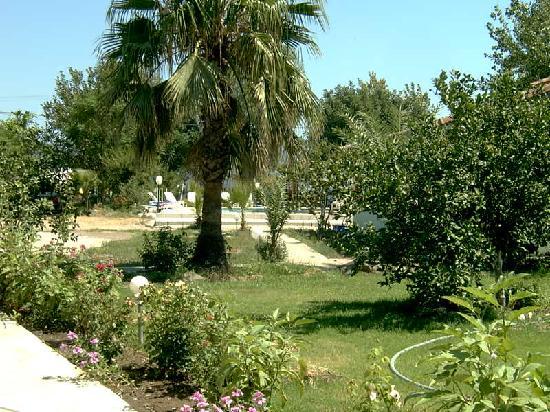 Emir hotel garden