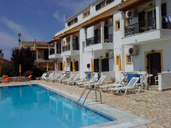 Photo of Dora Apartments Argirades Agios Georgios South