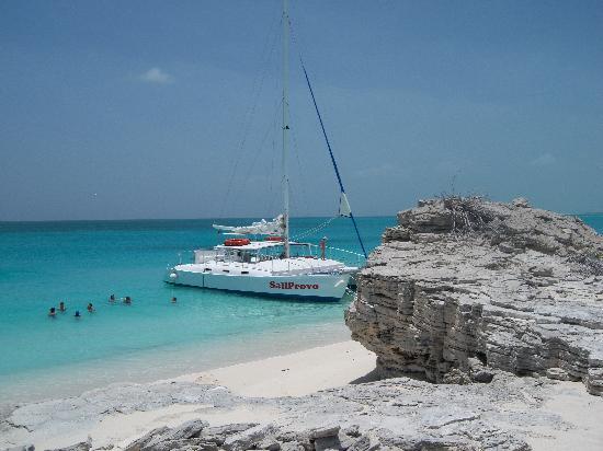 Providenciales: Sail Provo trip