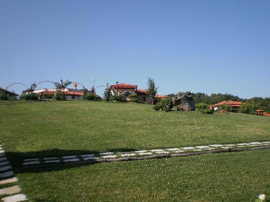 Kroussia: General view