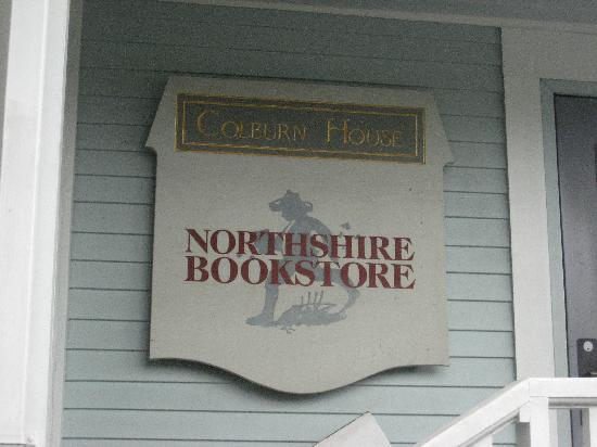 Northshire Bookstore : Bookstore Sign