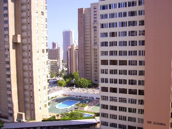 MedPlaya Hotel Rio Park: view from the balcony