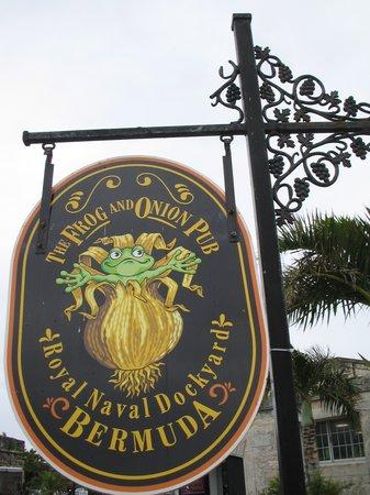 Frog and Onion Pub: The Frog & Onion Pub