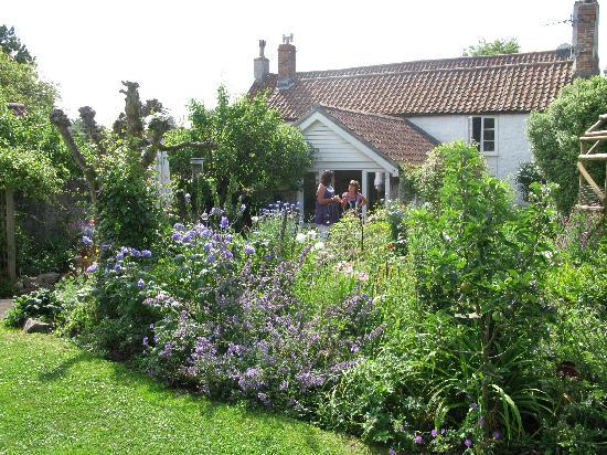 York Cottage and garden