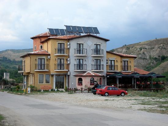 Sandanski, Bulgarien: Hotel Colosseo