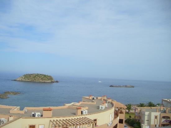 Intertur Hotel Miami Ibiza: View from our room