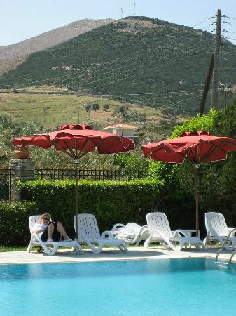 Castello Rosso Hotel: It's so coll am Hotel- Pool