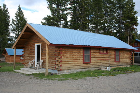 Big Moose Resort: Big Moose cabin
