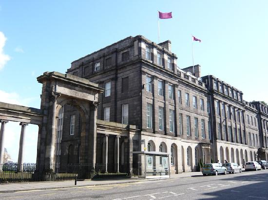 Apex Hotel Edinburgh Waterloo Place Reviews