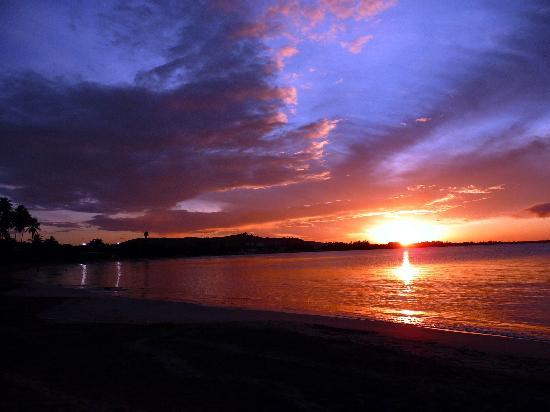 Wyndham Grand Rio Mar Puerto Rico Golf Beach Resort Sunset On Luquillo