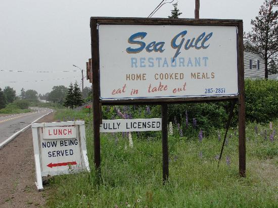 Seagull Restaurant: Sea Gull restaurant