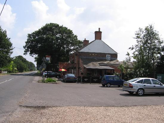 The Railway Inn at Thorpe on the Hill Lincoln