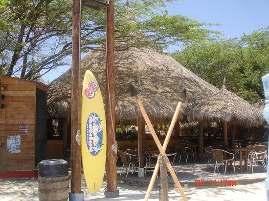 Moomba Beach Bar & Restaurant: welcome to Moomba