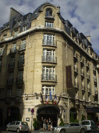 Sofitel arc de triomphe paris booking