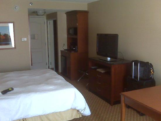 Hilton Garden Inn Norwalk: Additional photo of room