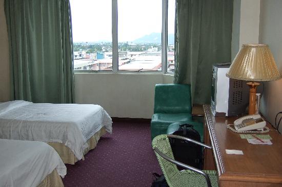 Tawau, Malasia: Hotel room