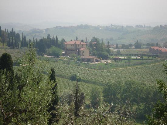 Poggetto di Montese: our amazing view!