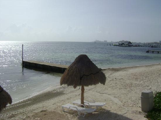 Holiday Inn Cancun Arenas : por la tarde