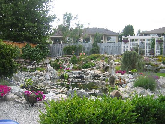 An English Rose Garden: le jardin