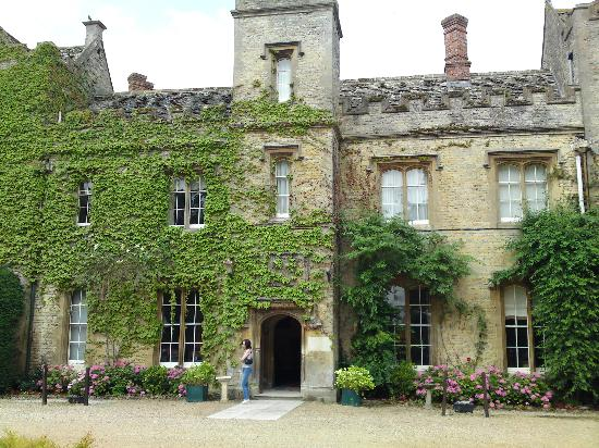 The Manor: the main entrance