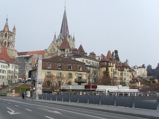 Hotel de la Paix: Lausanne