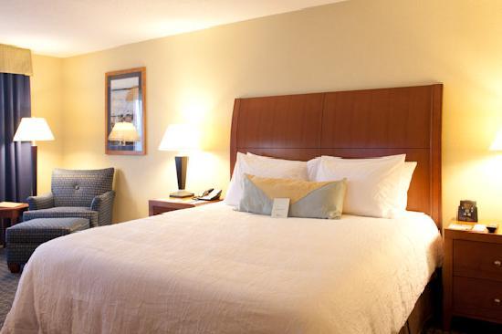 Hilton Garden Inn Milford: Room #423