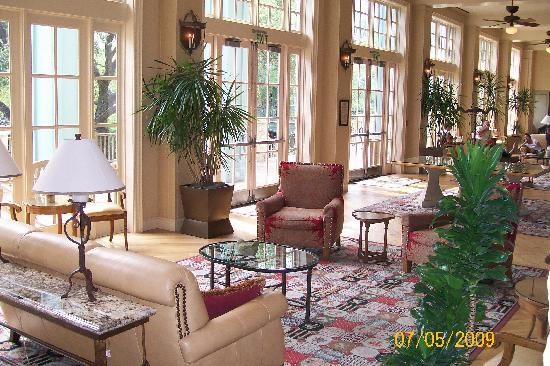 Hyatt Regency Hill Country Resort and Spa: Lobby