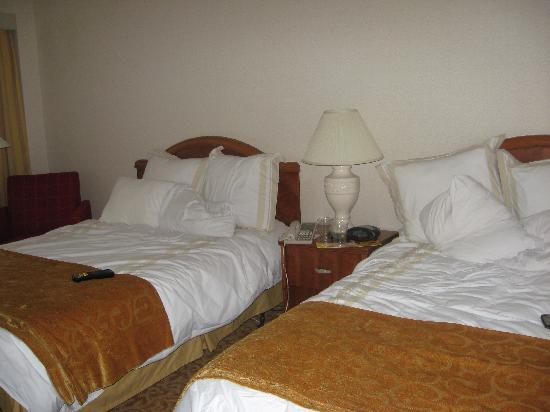 Indianapolis Marriott North : Comfortable double beds