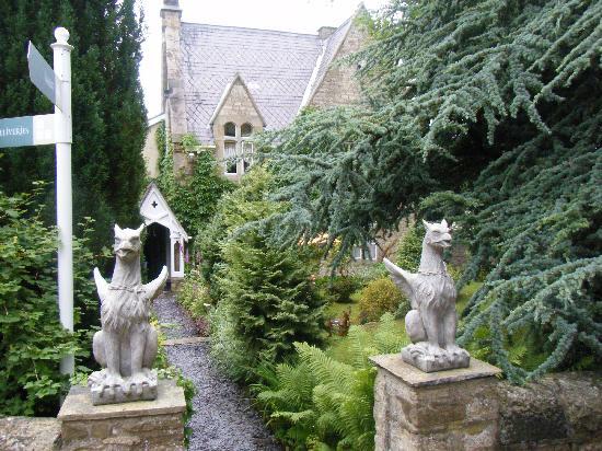 Welburn Lodge : Entry