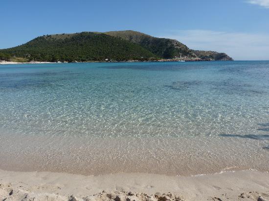 Hotel & Spa S'Entrador Playa: Spiaggia