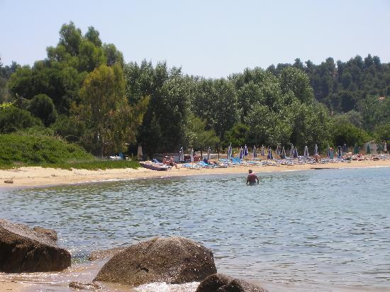 Skiathos, Grækenland: kolios beach