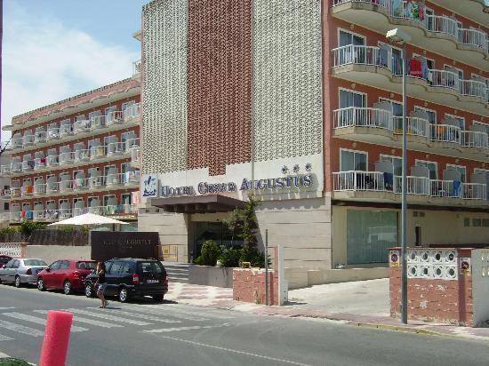 Entree Hotel Picture Of Hotel Cesar Augustus Cambrils Tripadvisor